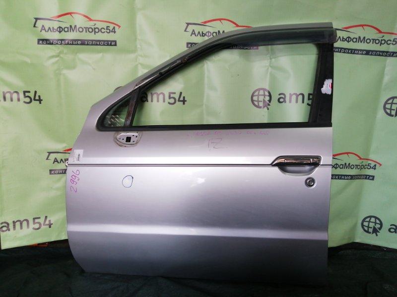 Дверь Nissan R'nessa N30 SR20DE передняя левая