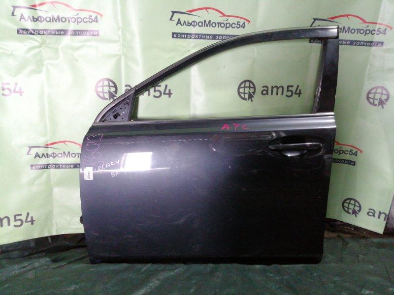 Дверь Subaru Legacy BM9 EJ253 2010 передняя левая
