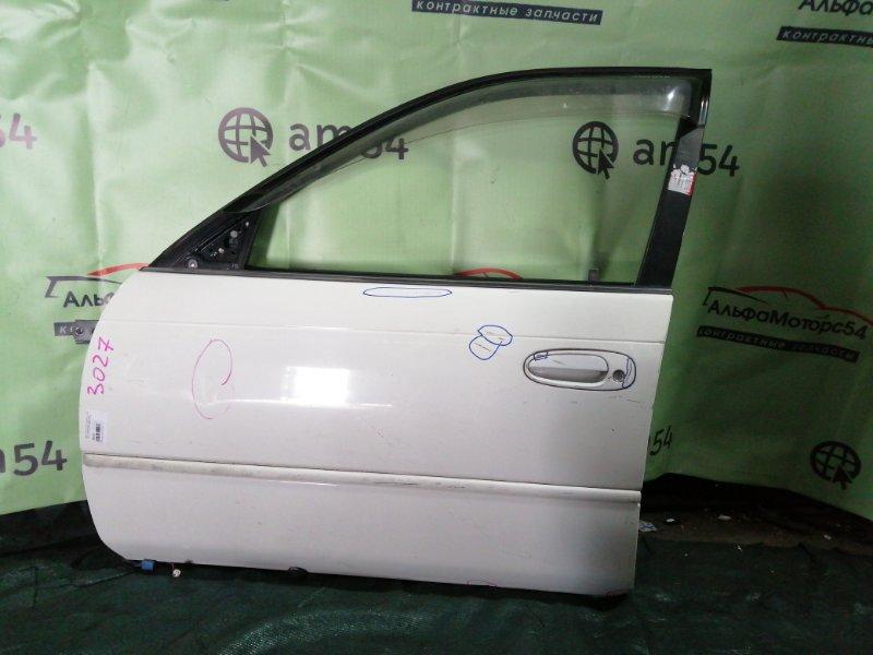 Дверь Toyota Corolla AE100 5A-FE 1994 передняя левая