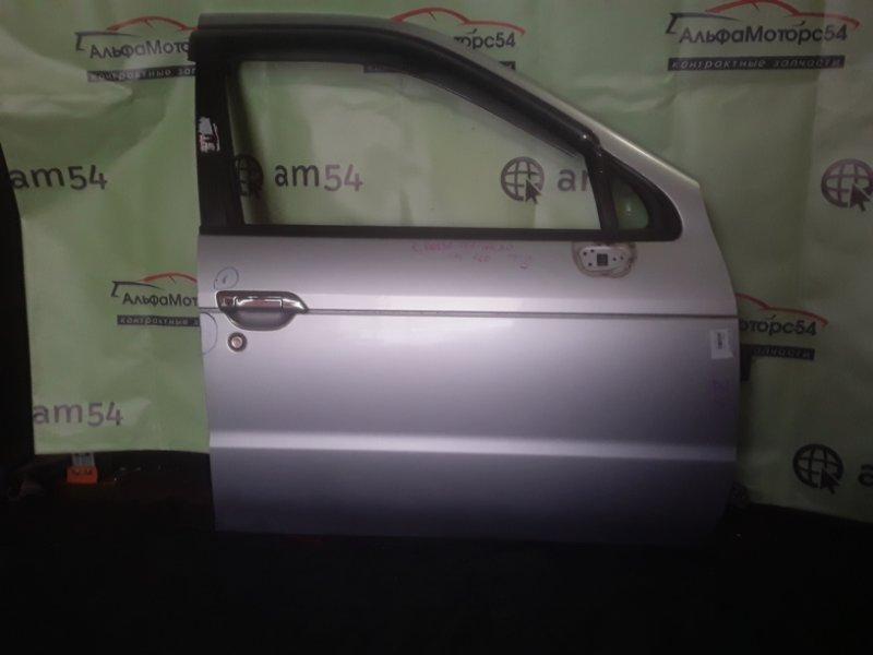 Дверь Nissan R'nessa N30 SR20DE передняя правая