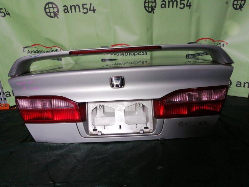 Крышка багажника Honda Torneo CF3 F20B 1997 задняя