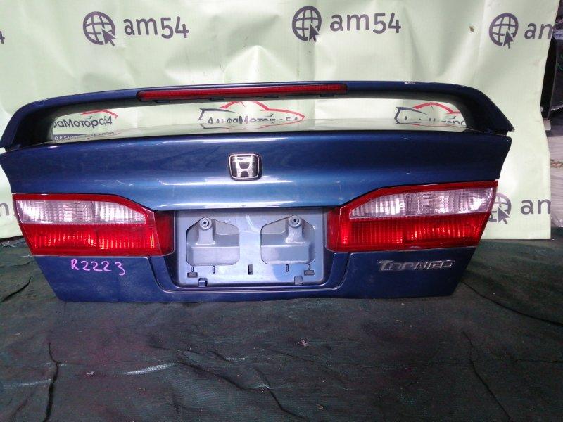 Крышка багажника Honda Torneo CF4 F18B 1999 задняя