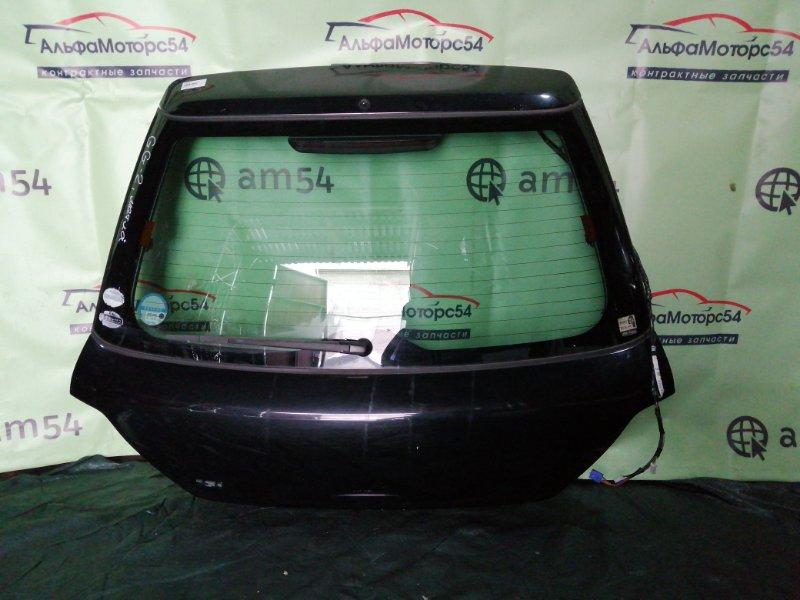 Дверь 5-я Subaru Impreza GG2 EJ15 2002 задняя