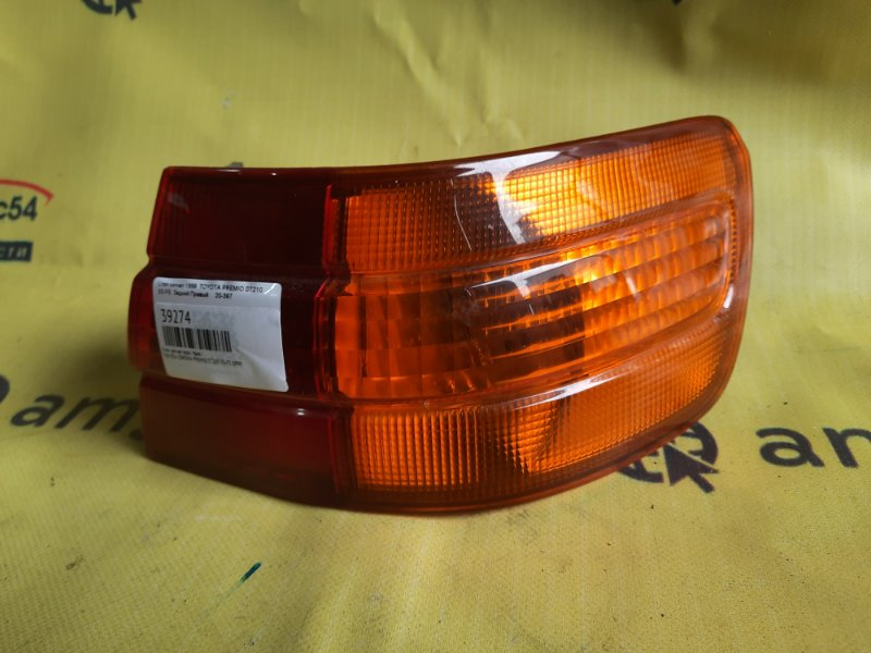 Стоп-сигнал Toyota Corona Premio ST210 3S-FE 1999 задний правый