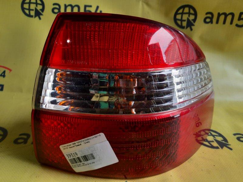 Стоп-сигнал Toyota Corolla AE110 5A-FE 1998 задний правый