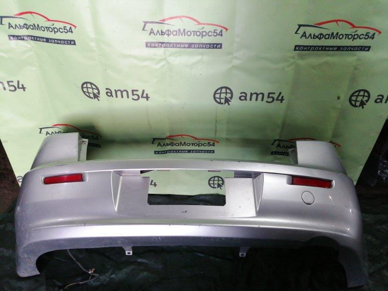 Бампер Mitsubishi Lancer CY4A 4B11 2009 задний
