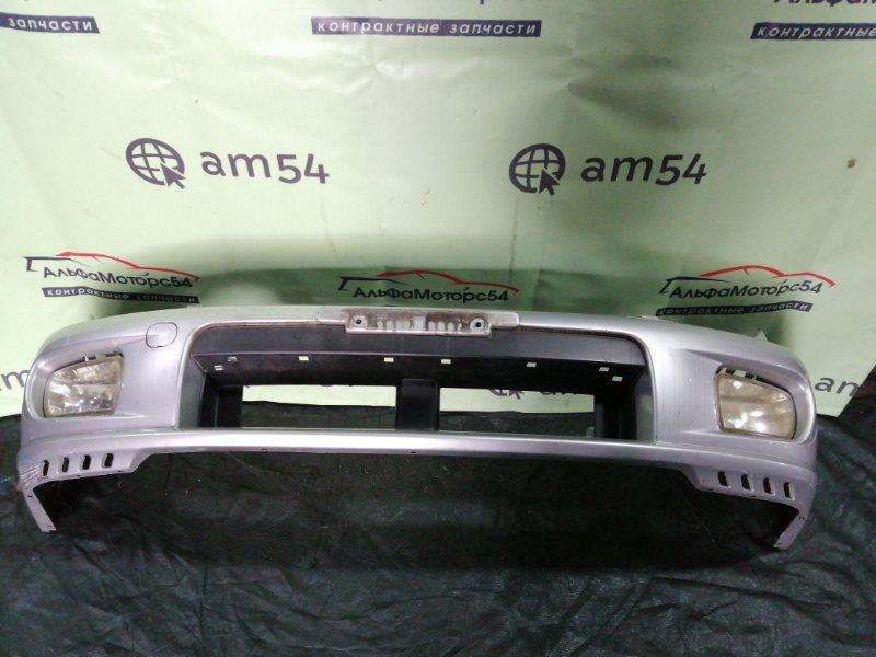 Бампер Subaru Impreza GG2 EJ15 2001 передний