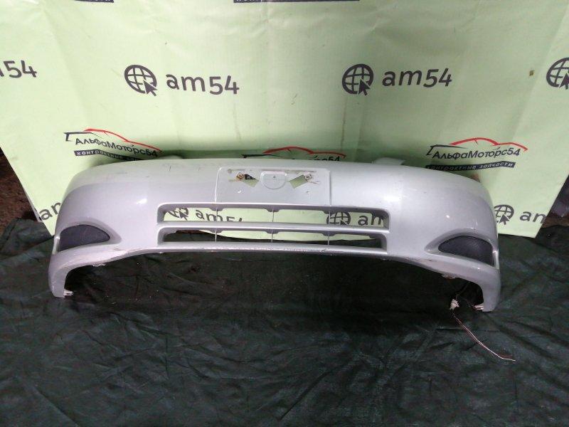 Бампер Toyota Allex NZE124 1NZ-FE 2003 передний