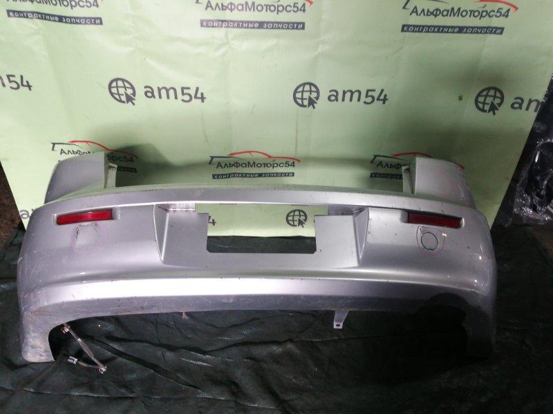 Бампер Mitsubishi Lancer CY4A 4B11 2010 задний