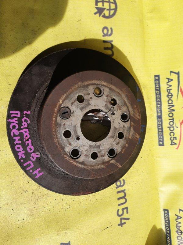 Тормозной диск Toyota Celsior UCF31 3UZ-FE задний правый