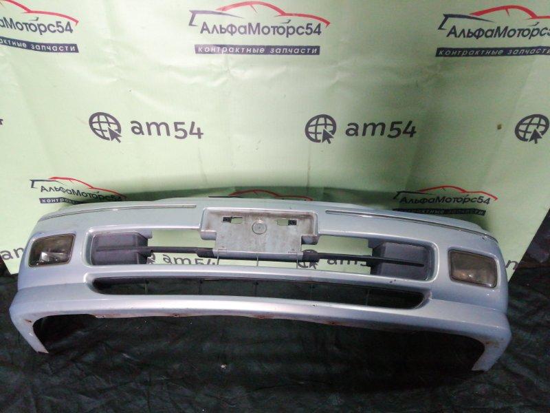 Бампер Nissan Presage U30 KA24DE 2001 передний