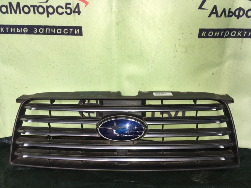 Решетка радиатора Subaru Forester SG5 EJ202 2006 передняя