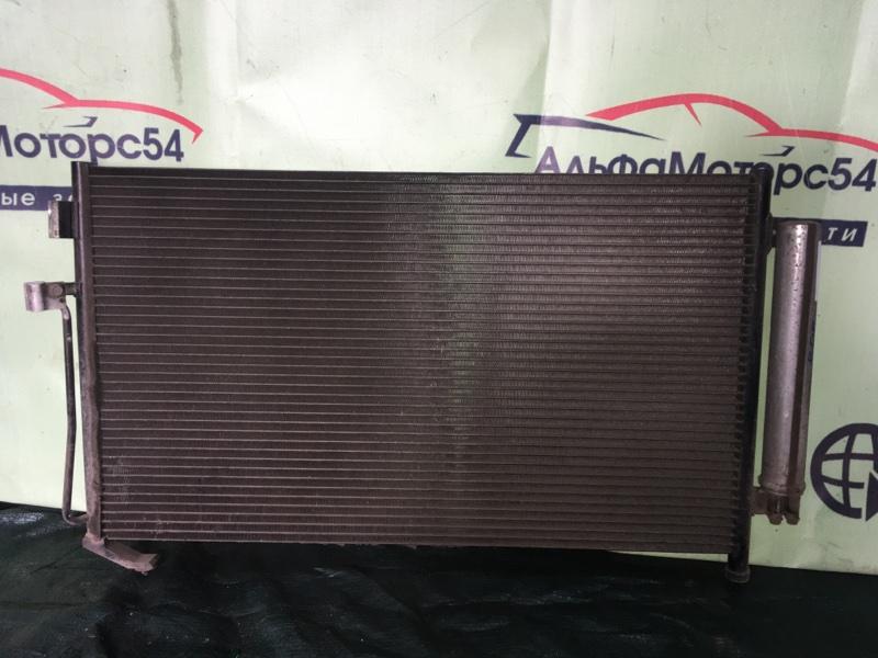 Радиатор кондиционера Subaru Forester SG5 EJ203 2006
