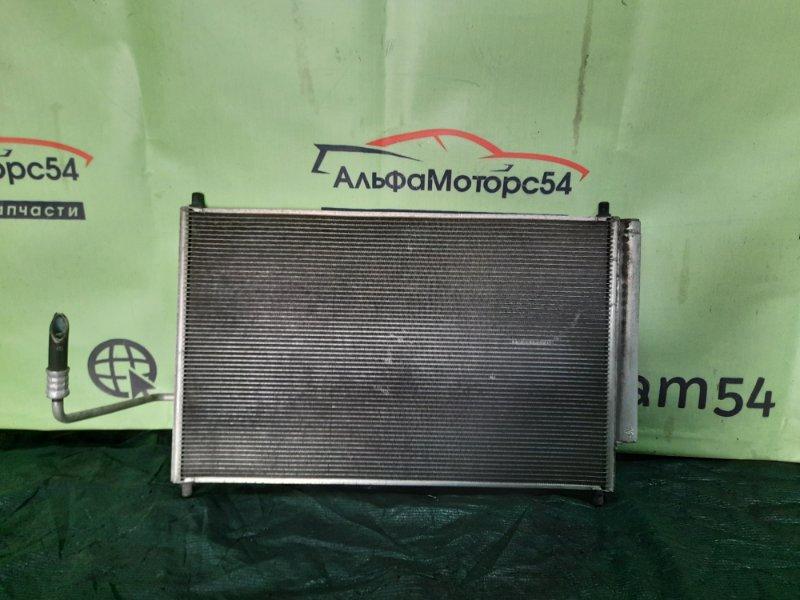 Радиатор кондиционера Toyota Auris NZE151 1NZ-FE 2006