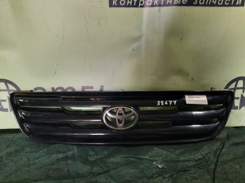 Решетка радиатора Toyota Ipsum SXM10 3S-FE 1998 передняя