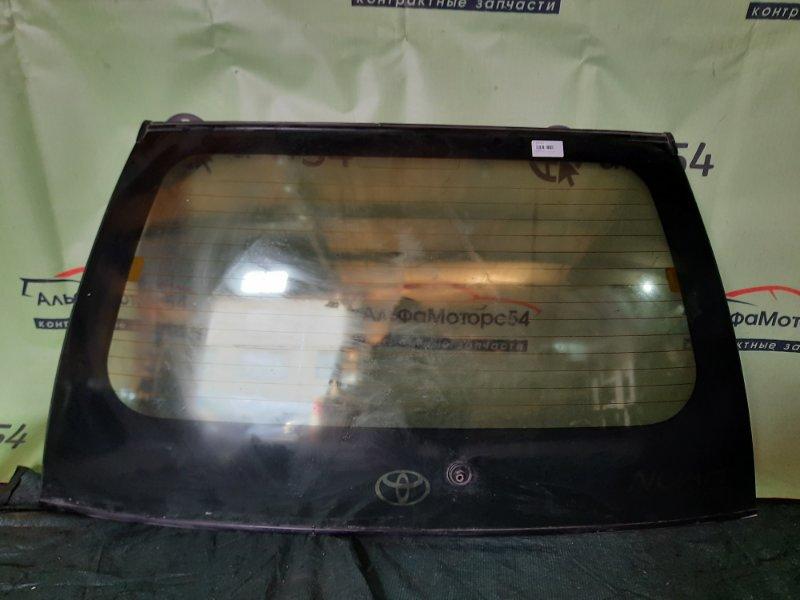 Стекло двери 5-й Toyota Lite Ace Noah SR50 3S-FE 2000 заднее