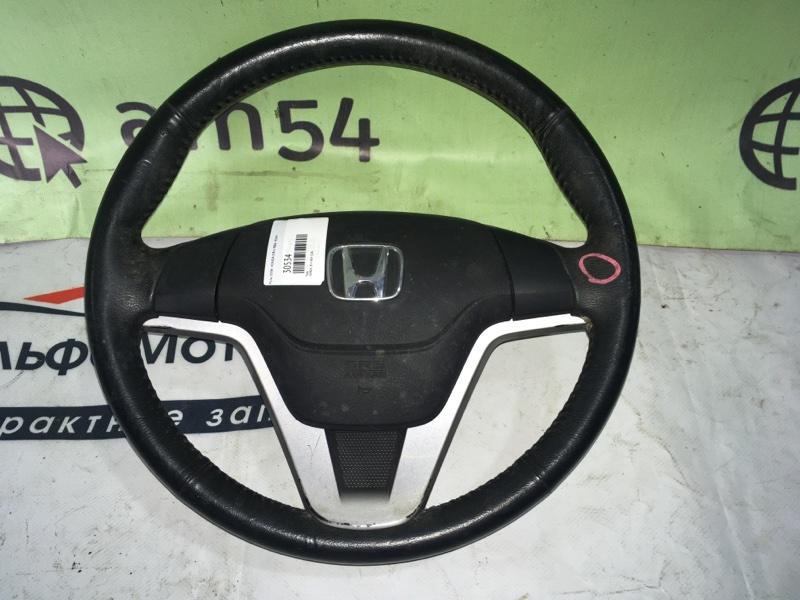 Руль Honda Cr-V RE4 K24A 2008