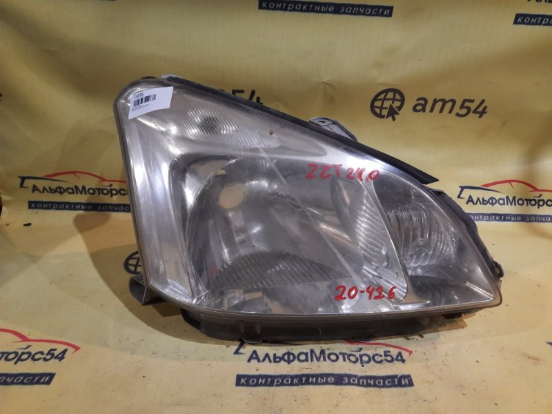 Фара Toyota Premio ZZT240 1ZZ-FE передняя правая