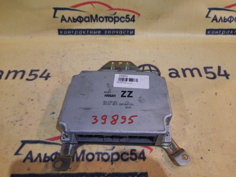 Блок управления efi Nissan Ad Y11 QG15DE 2000