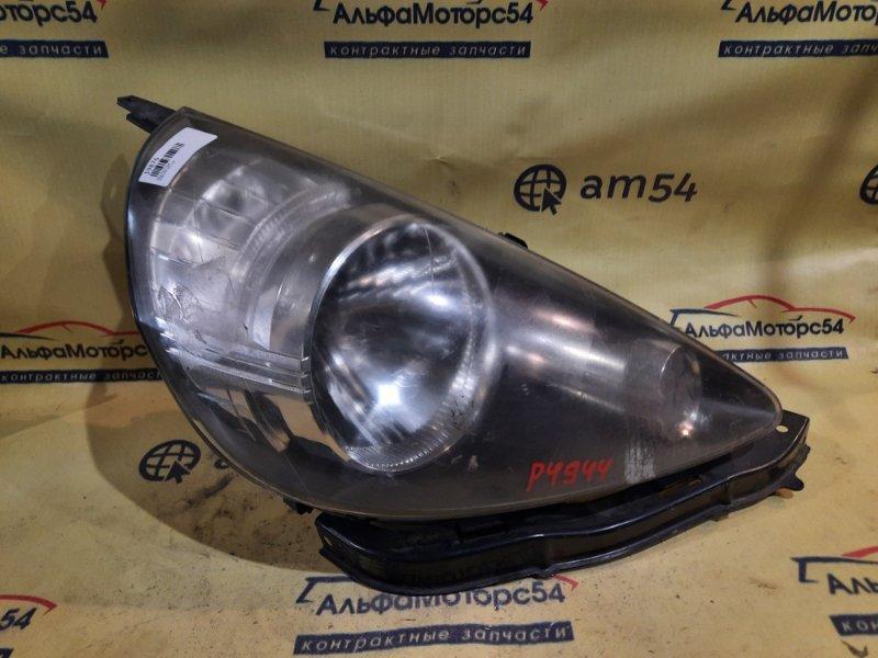 Фара Honda Fit GD1 L13A передняя правая