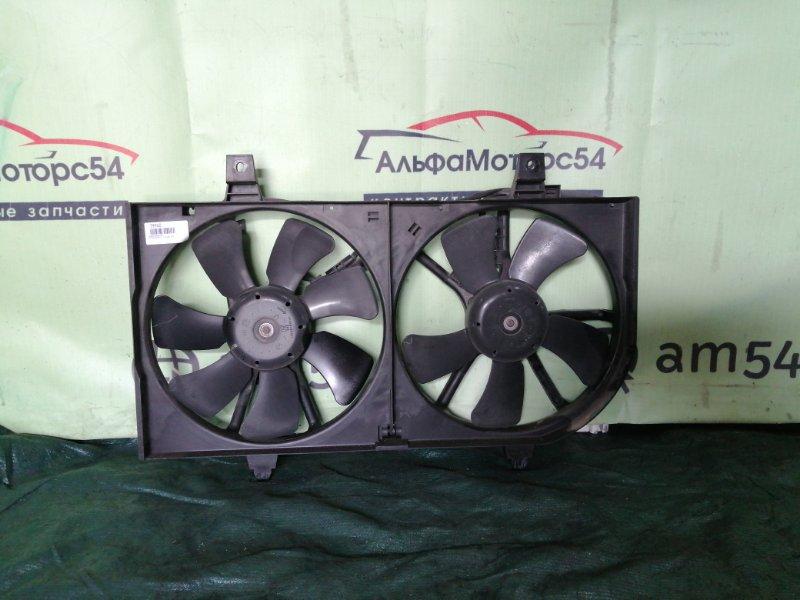 Диффузор радиатора Nissan Wingroad Y11 QG18DE 2003