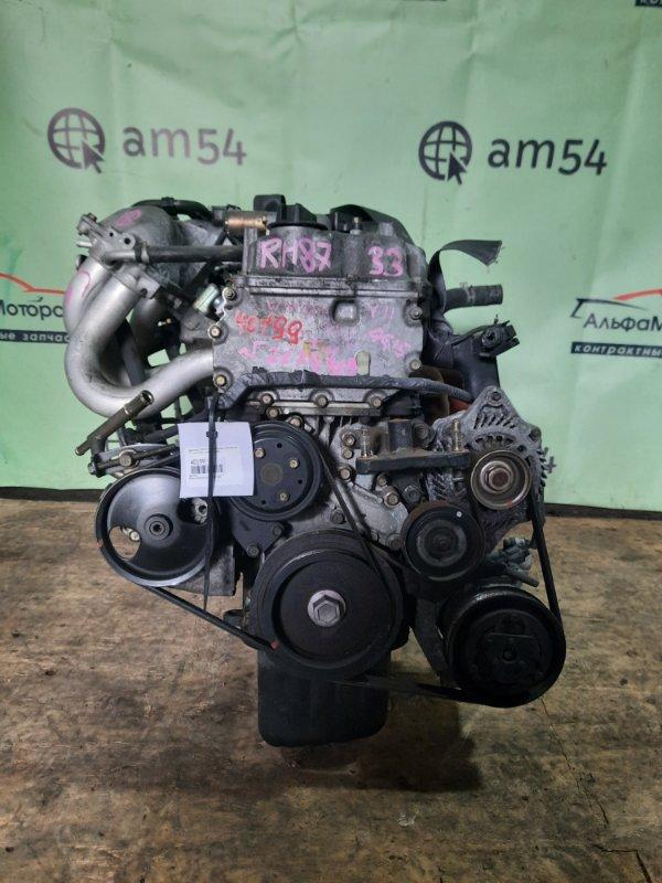 Двигатель Nissan Wingroad Y11 QG15DE 2001