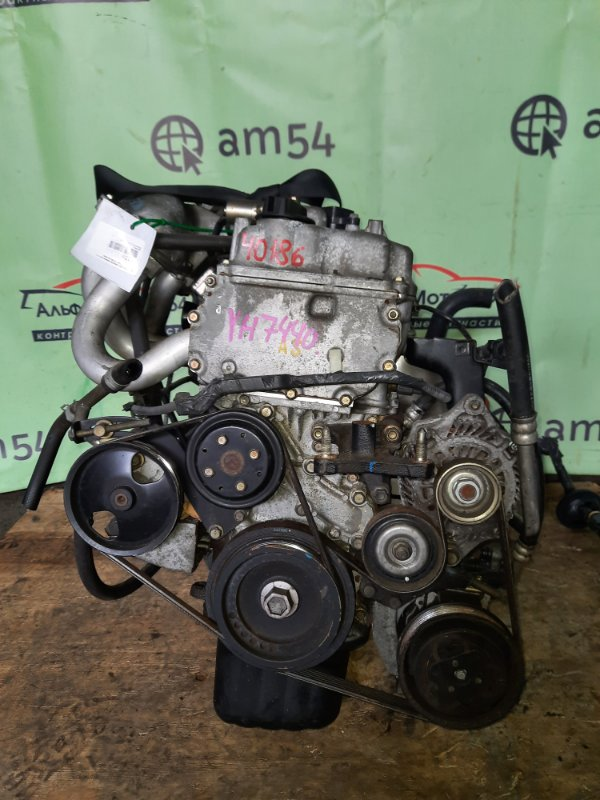 Двигатель Nissan Ad Y11 QG15DE 2005