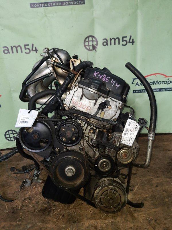 Двигатель Nissan Wingroad Y11 QG18DE 2001