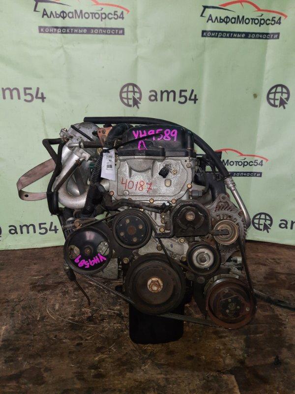 Двигатель Nissan Bluebird Sylphy G10 QG18DE 2000