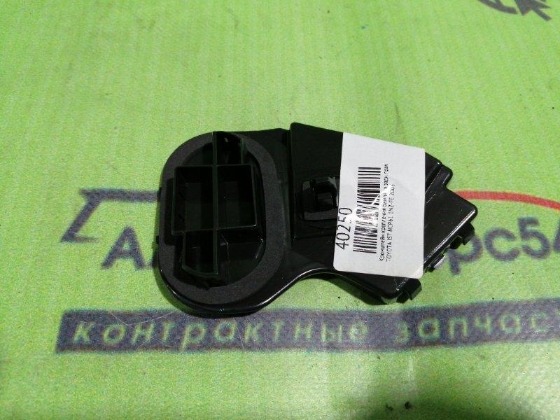 Кронштейн крепления бампера Toyota Ist NCP61 1NZ-FE 2005 задний правый
