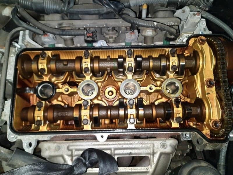 Двигатель Toyota Raum NCZ20 1NZ-FE 2005