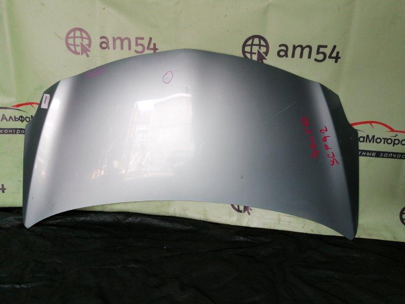 Капот Toyota Belta SCP92 2SZ-FE 2008