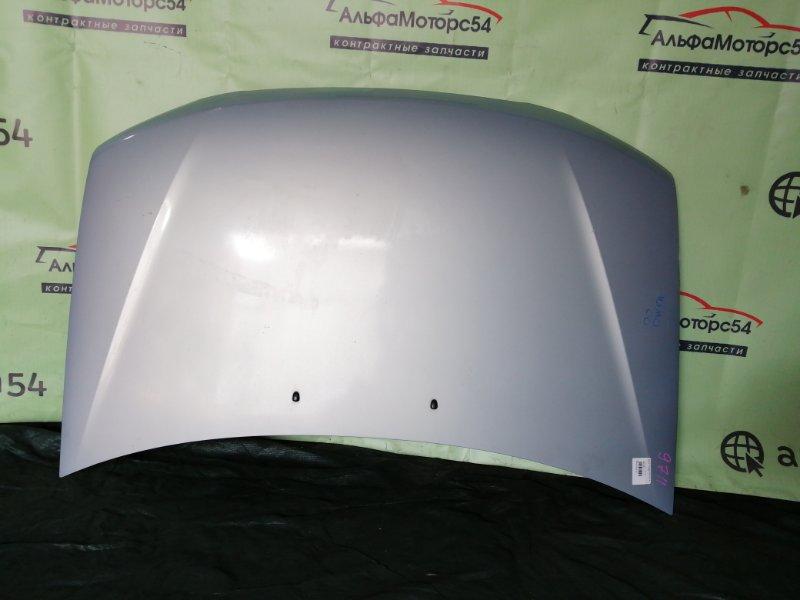 Капот Mazda Demio DW3W B3 2000