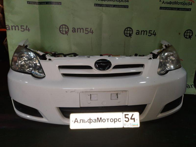 Nose-cut Toyota Allex NZE121 1NZ-FE 2007