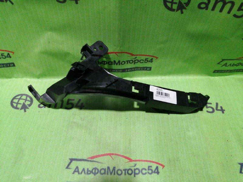 Кронштейн крепления бампера Honda Cr-V RE3 K24A 2007 передний левый