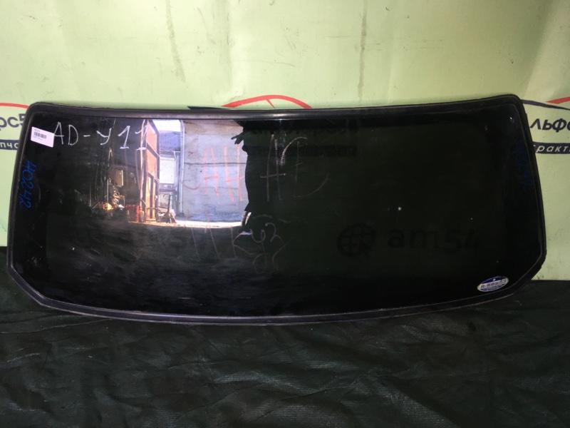 Стекло двери 5-й Nissan Ad Y11 QG15DE 2000 заднее