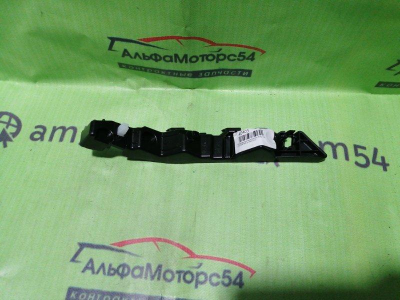 Кронштейн крепления бампера Kia Sportage SL D4FD 2010 передний левый