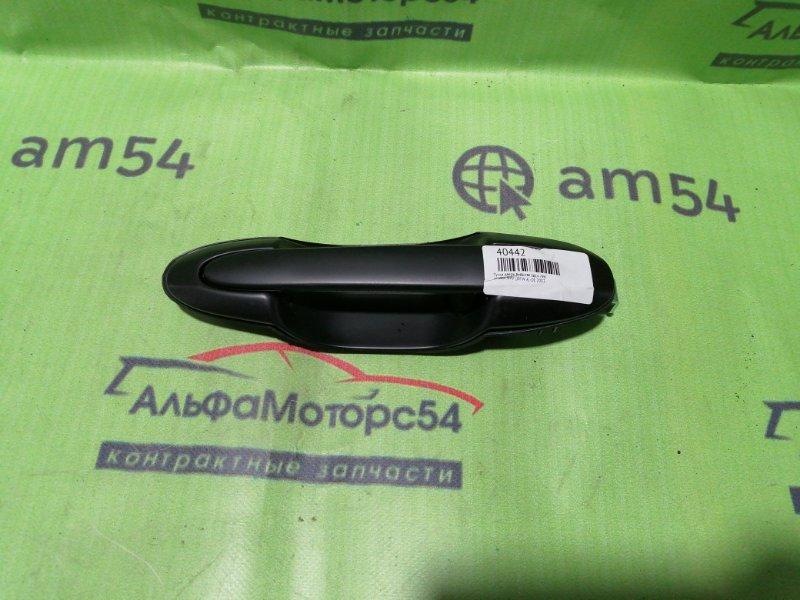 Ручка двери внешняя Mazda Mpv LWFW AJ-DE 2003 задняя правая