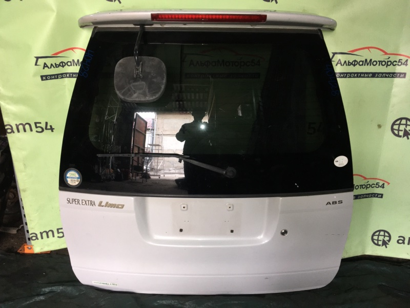 Дверь 5-я Toyota Lite Ace Noah SR40 3S-FE 1999