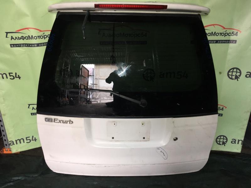 Дверь 5-я Toyota Lite Ace Noah SR50 3S-FE 2000