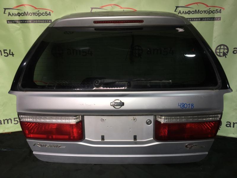 Дверь 5-я Nissan R'nessa N30 SR20DE 1998