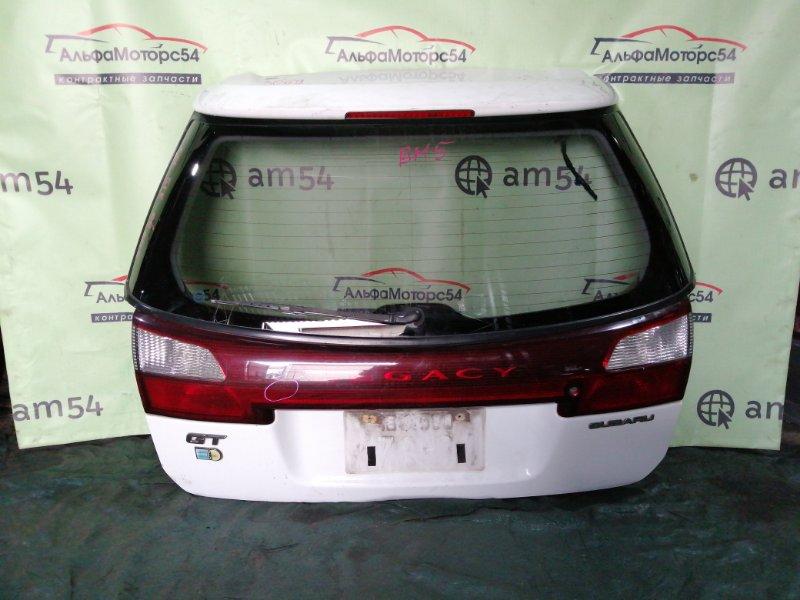 Дверь 5-я Subaru Legacy BH5 EJ204 2000