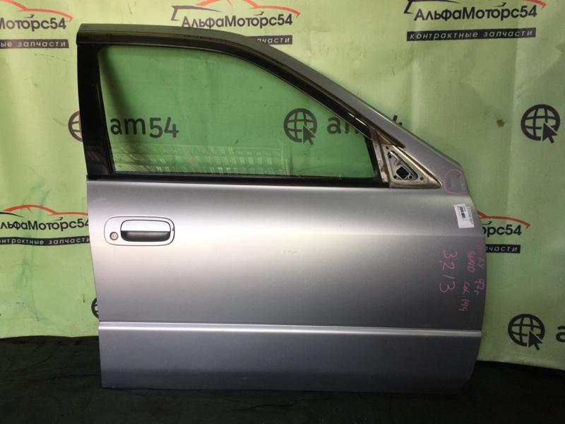 Дверь Toyota Camry SV40 4S-FE 1997 передняя правая