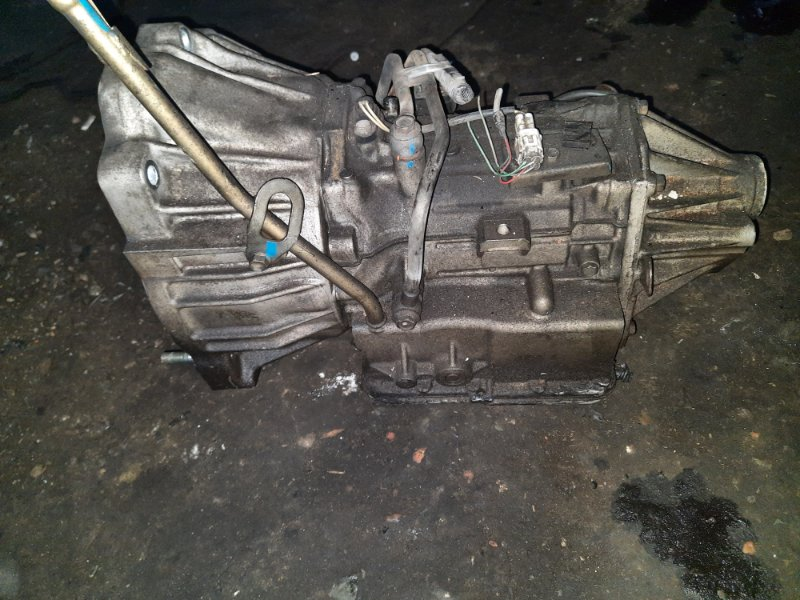 Акпп Suzuki Jimny JB23W K6A-TI 2006