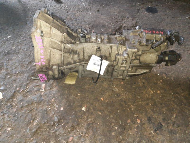 Мкпп Suzuki Jimny JB23W K6A-TI 2007