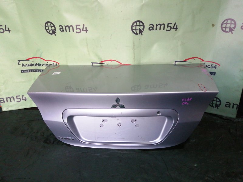 Крышка багажника Mitsubishi Lancer Cedia CS2A 4G15 2006 задняя