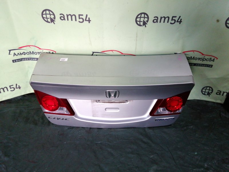 Крышка багажника Honda Civic FD1 R18A 2005 задняя