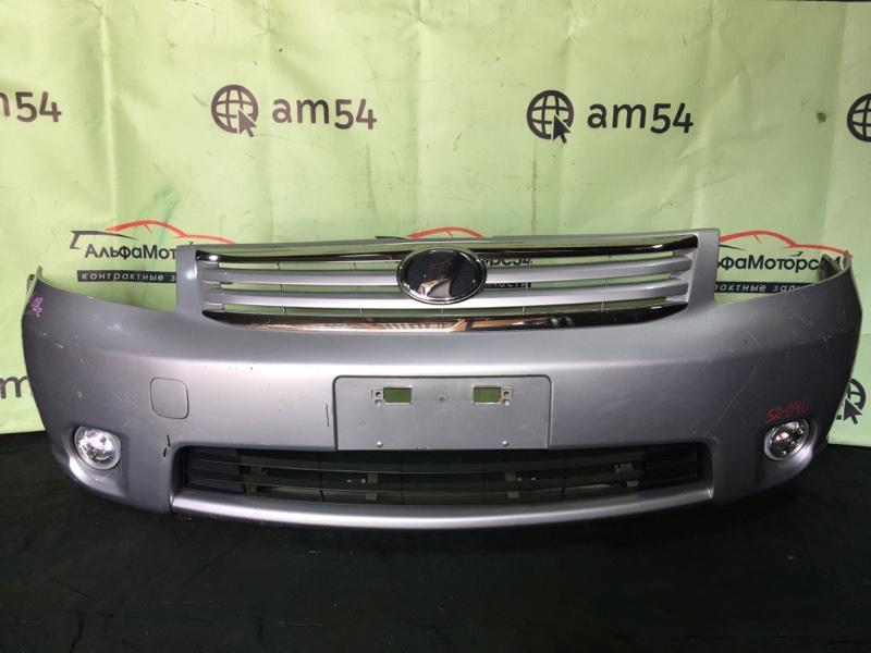 Бампер Toyota Raum NCZ20 1NZ-FE 2008 передний