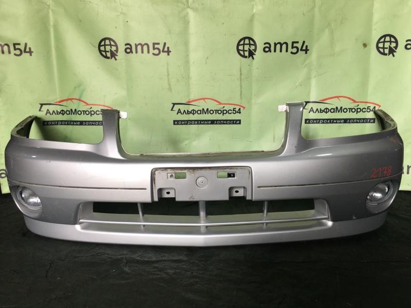 Бампер Nissan Liberty M12 SR20DE 1997 передний