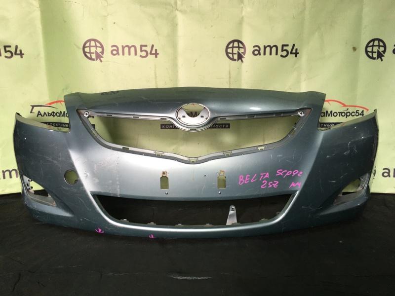 Бампер Toyota Belta SCP92 2SZ-FE 2009 передний